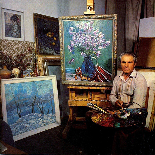 Картинки по запросу максименко николай антонович художник