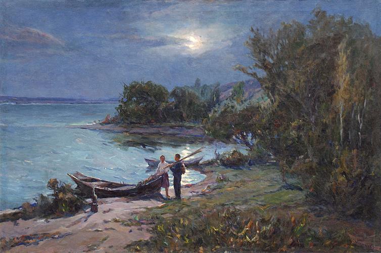 Картинки по запросу Пономарёв Валентин Иванович художник
